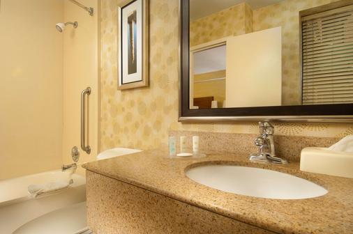 华盛顿特区市区/会议中心凯富酒店 - 华盛顿 - 浴室