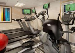华盛顿特区市区/会议中心凯富酒店 - 华盛顿 - 健身房