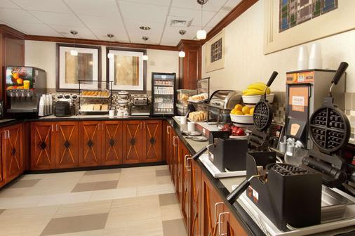 华盛顿特区市区/会议中心凯富酒店 - 华盛顿 - 自助餐