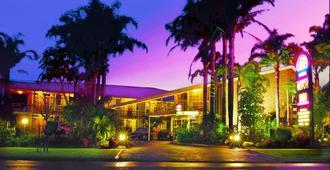 蓝宝石沃特斯汽车旅馆 - 默里姆布拉 - 建筑
