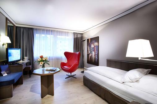 杜塞尔多夫市贝斯特韦斯特酒店 - 杜塞尔多夫 - 睡房