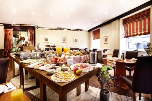 杜塞尔多夫市贝斯特韦斯特酒店 - 杜塞尔多夫 - 自助餐