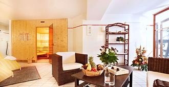 杜塞尔多夫市贝斯特韦斯特酒店 - 杜塞尔多夫 - 客厅