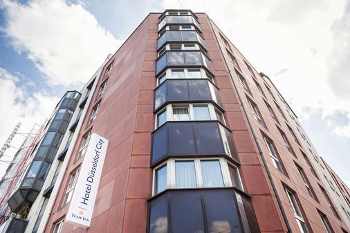 杜塞尔多夫市贝斯特韦斯特酒店 - 杜塞尔多夫 - 建筑