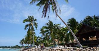 第一海滩度假酒店 - 帕岸岛 - 户外景观