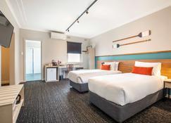 睡帽海洋海滩酒店 - 埃塔朗海滩 - 睡房