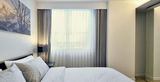 曼谷寓米酒店公寓南林锦分店 - 曼谷 - 睡房