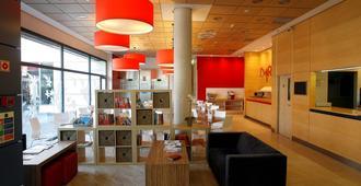 托里拉古纳旅程住宿酒店 - 马德里 - 大厅