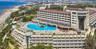 西代梅拉斯度假式酒店 - 锡德 - 建筑
