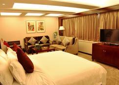 张家界韦斯特大酒店 - 张家界 - 睡房