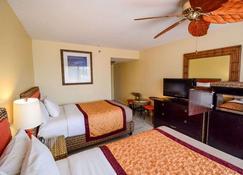 哈钦森岛海滩皇家酒店 - 皮尔斯堡 - 睡房