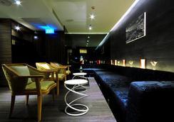 素坤逸13号柑橘酒店 - 曼谷 - 休息厅