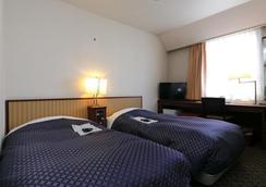 东京银座首都酒店 - 东京 - 睡房