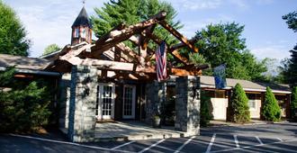 村庄旅馆 - 布洛英罗克 - 布洛英罗克山 - 建筑