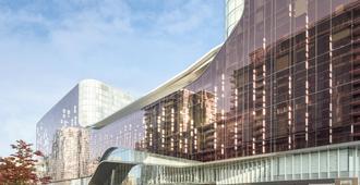 温哥华帕克JW 万豪酒店 - 温哥华 - 建筑