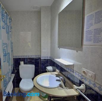 赫尔墨斯酒店 - 滨海托萨 - 浴室