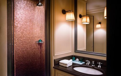 巴黎雅典娜酒店 - 巴黎 - 浴室