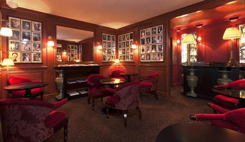 巴黎雅典娜酒店 - 巴黎 - 休息厅