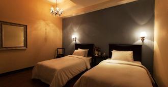 648酒店 - 首尔 - 睡房