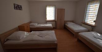 AB 公寓 110 & 111 酒店 - 斯图加特 - 睡房