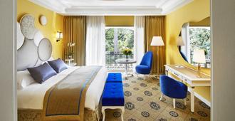 内格雷斯科酒店 - 尼斯 - 睡房