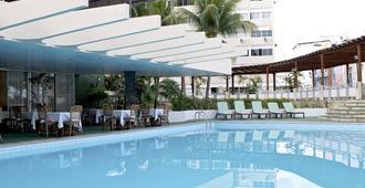 瑞德安德拉德巴拉饭店 - 萨尔瓦多 - 游泳池