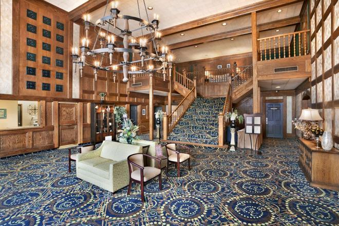 华盛顿华美达酒店 - 华盛顿 - 大厅