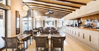 阿巴花园酒店 - 巴塞罗那 - 餐馆
