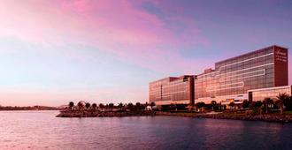 费尔蒙特巴布铝巴哈尔酒店 - 阿布扎比 - 户外景观