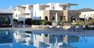 圣安德烈度假酒店 - 帕罗奇亚 - 游泳池