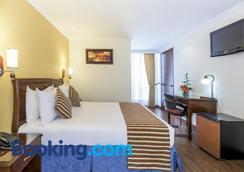 圣巴勃罗酒店 - 波哥大 - 睡房