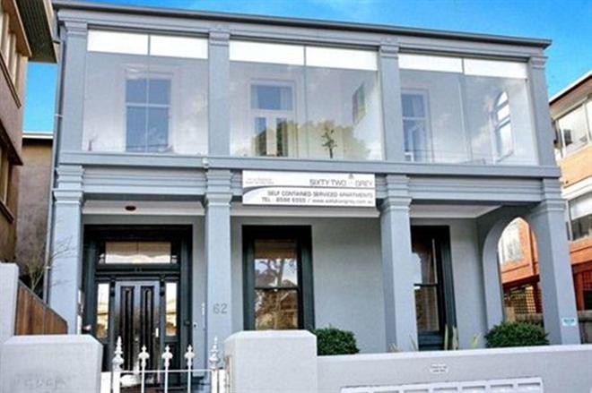 格雷街62号服务公寓 - 墨尔本 - 建筑
