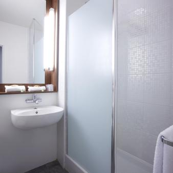 钟楼里昂中央酒店 - 里昂 - 浴室