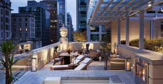 乔治亚红木酒店 - 温哥华 - 阳台