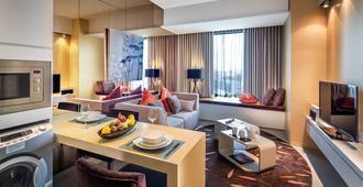 公园大道罗切斯特酒店 - 新加坡 - 客厅