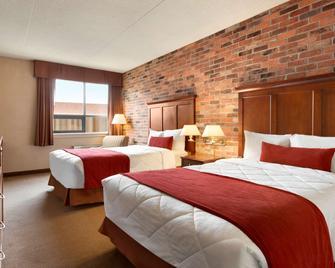 诺斯贝湖滨旅程住宿酒店 - 诺斯贝 - 睡房