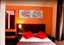 伊塔卡科隆酒店 - 科尔多瓦 - 睡房
