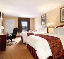 梅肯贝蒙特旅馆套房酒店