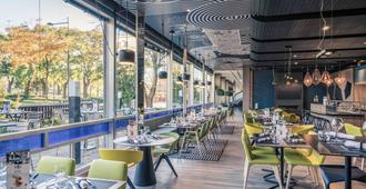 穆卢兹中心美居酒店 - 米卢斯 - 餐馆