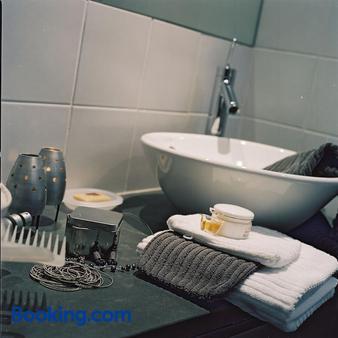 香布雷普拉丝克利斯基酒店 - 根特 - 浴室