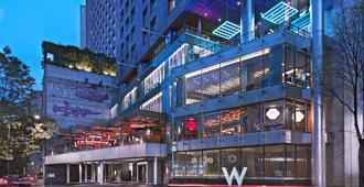 W墨西哥城酒店 - 墨西哥城 - 建筑