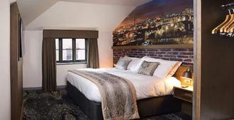 阿贝尔海伍德精品酒店 - 曼彻斯特 - 睡房
