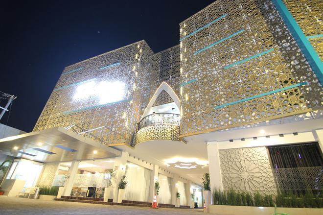阿米拉大酒店 - 梭罗/苏腊卡尔塔 - 建筑