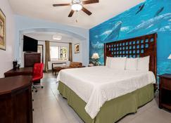 拉科帕茵海滩酒店 - 南帕诸岛 - 睡房