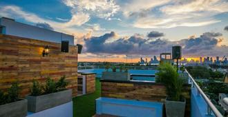 布宜诺斯艾利斯酒店 - 卡塔赫纳 - 阳台