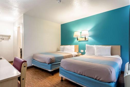 埃尔森特罗6号汽车旅馆 - 埃尔森特罗 - 睡房