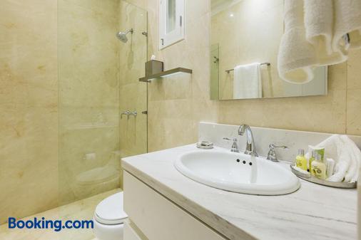 拉卡图吉塔酒店 - 卡塔赫纳 - 浴室