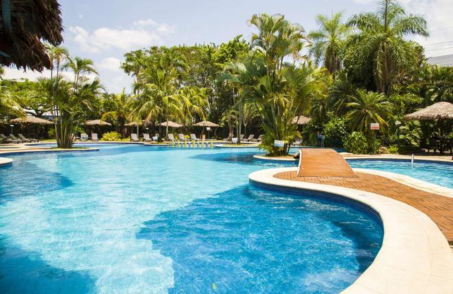 卡米诺里尔酒店 - 圣克鲁斯 - 游泳池
