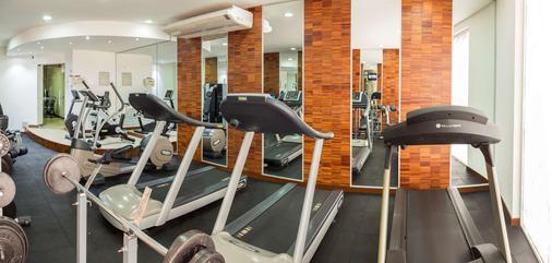 卡米诺里尔酒店 - 圣克鲁斯 - 健身房