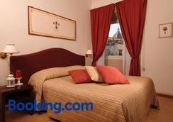 佛罗伦萨红衣主教酒店 - 佛罗伦萨 - 睡房